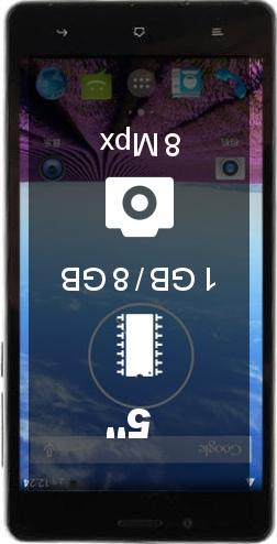 Landvo L550 smartphone