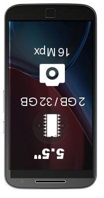 Motorola Moto G4 Plu 2GB 32GB smartphone