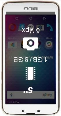 BLU Studio J5 smartphone