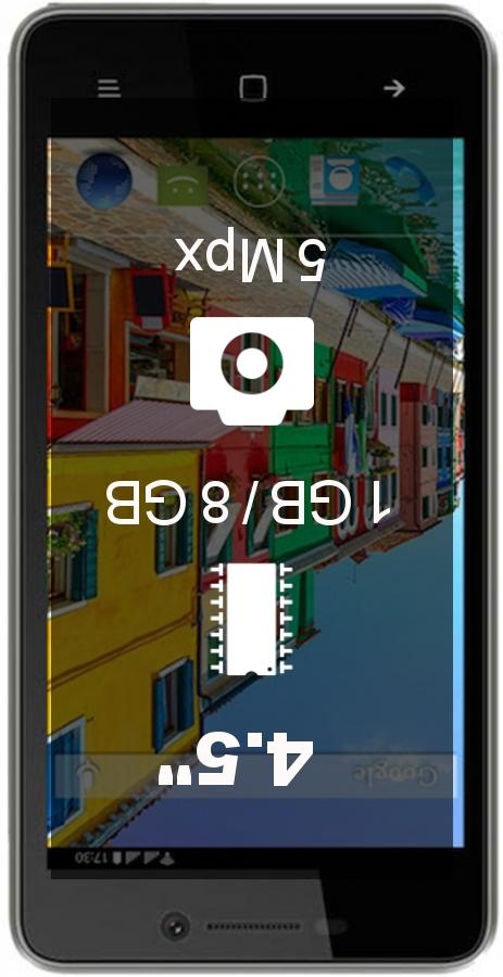Karbonn Titanium S35 smartphone