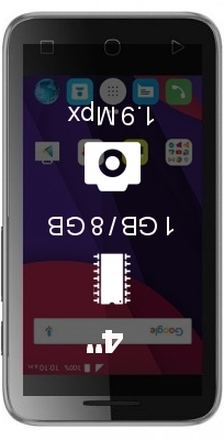Alcatel Lume smartphone