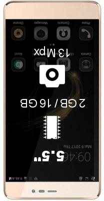 Leagoo Shark 5000 smartphone