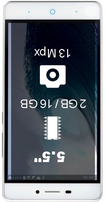 Lyf Water 7 smartphone