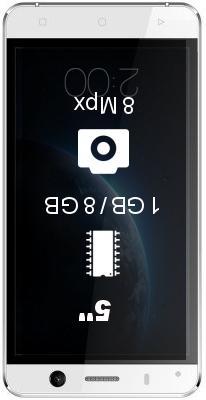 Landvo XM100 smartphone