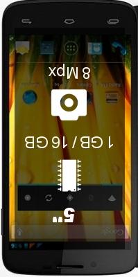 BQ Aquaris 5 HD smartphone