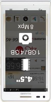Huawei Ascend G6 smartphone