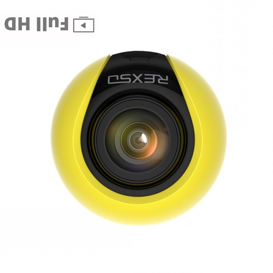Elephone REXSO 720 action camera