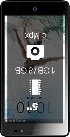 ZTE Blade A450 smartphone