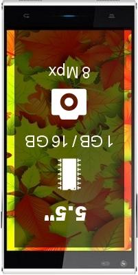 DOOGEE Dagger DG550 smartphone