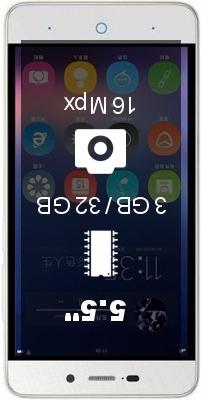 ZTE Blade A910 32 GB smartphone