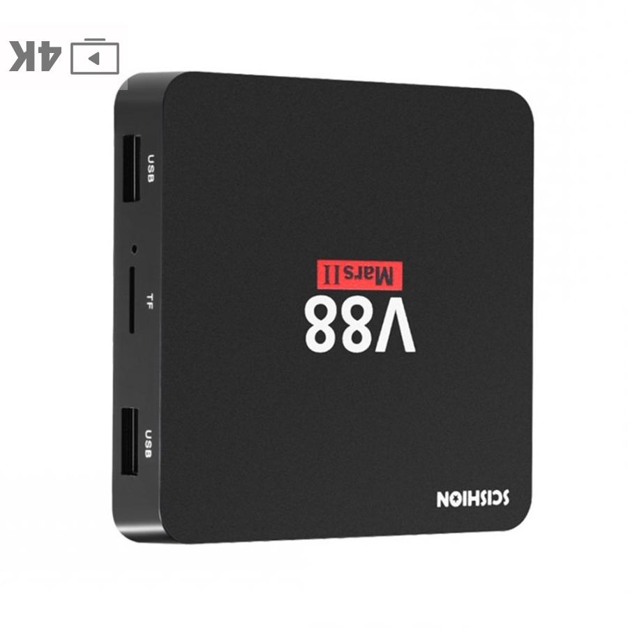 SCISHION V88 Mars II 2GB 8GB TV box