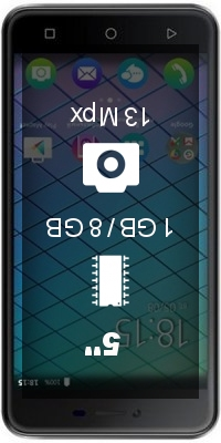 BQ Strike Power S-5059 smartphone