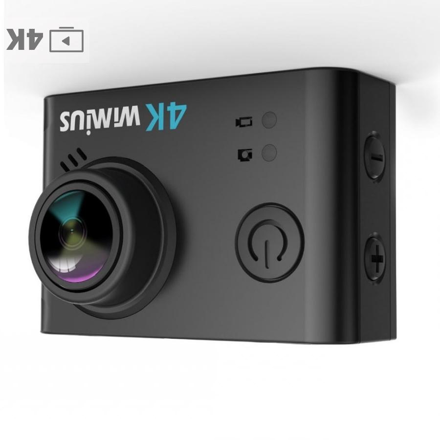 Wimius L2 action camera