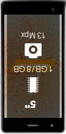 Wolder WIAM #46 smartphone