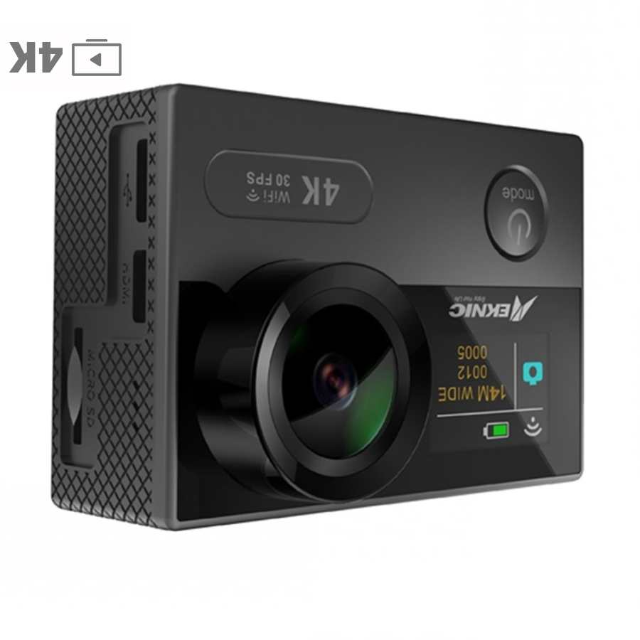 Meknic A12 action camera