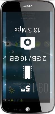Acer Liquid Jade S smartphone