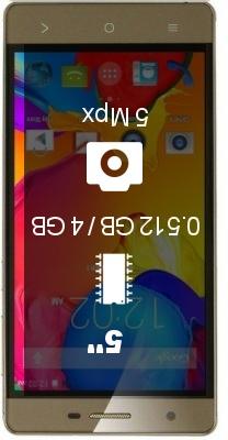 Jiake S1 smartphone
