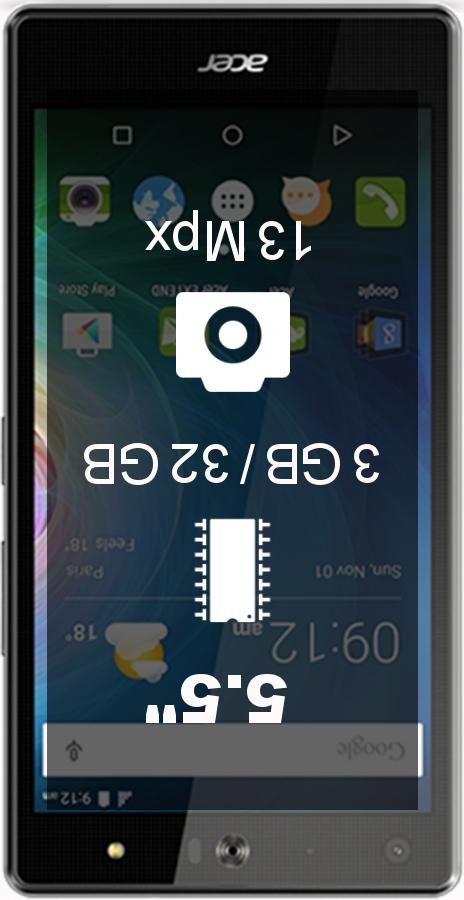 Acer Liquid X2 smartphone