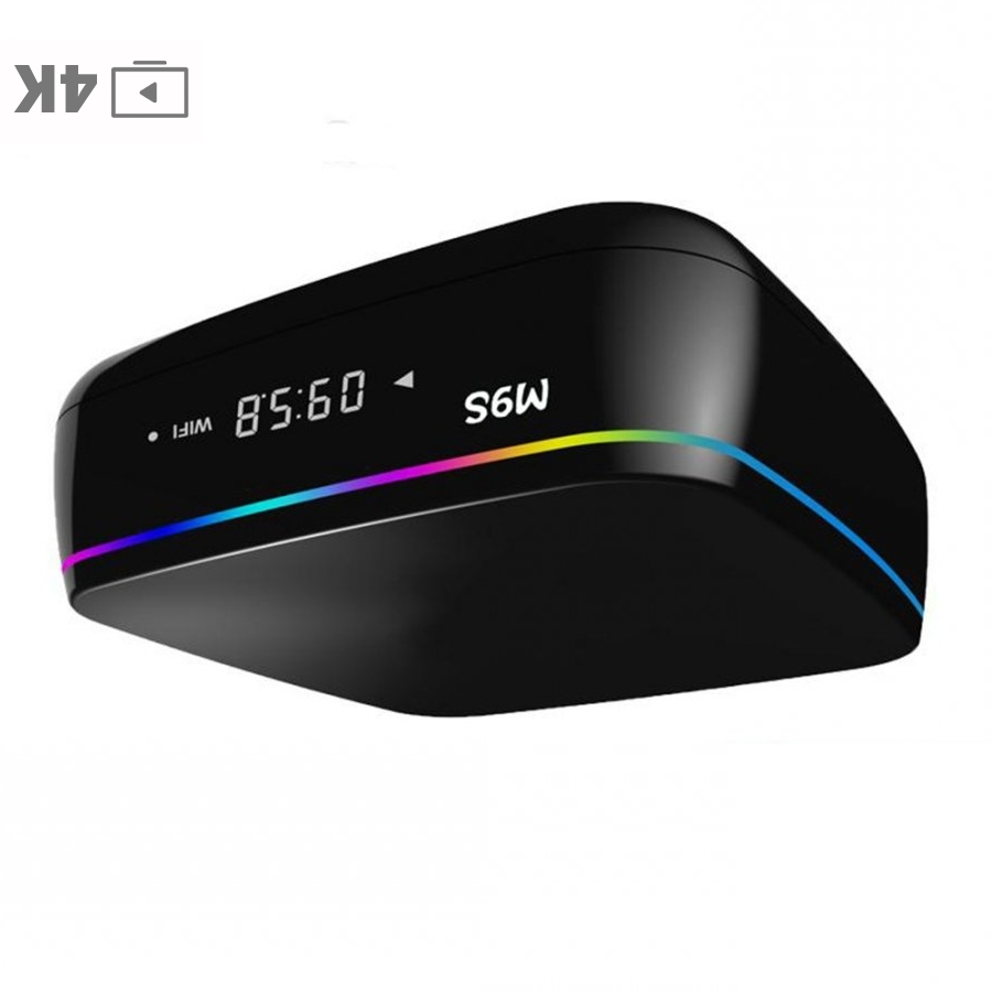 M9S MIX 2GB 16GB TV box
