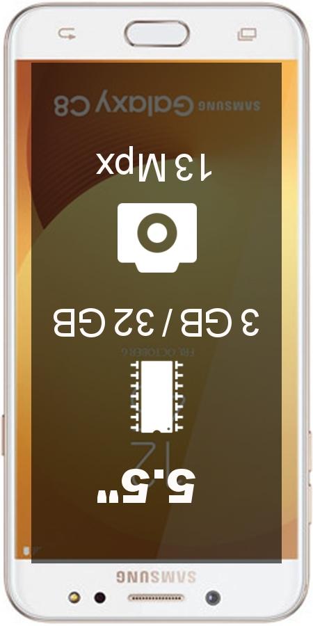 Samsung Galaxy C8 C7100 32GB smartphone