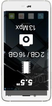 InFocus M680 smartphone