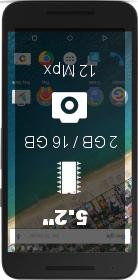 LG Nexus 5X 16GB smartphone
