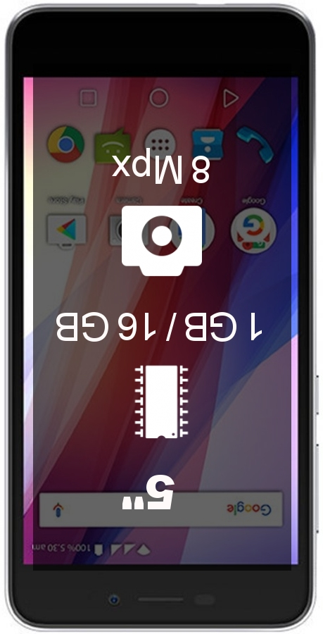 Panasonic Eluga I2 Activ smartphone