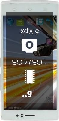 THL L969 4GB smartphone