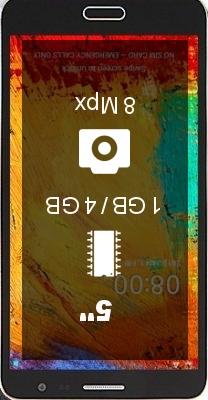 Goophone N3 Mini smartphone