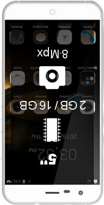 Ulefone Paris X smartphone