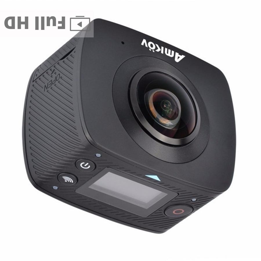 Amkov AMK200S action camera