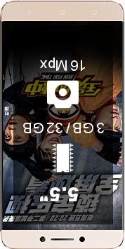 LeEco (LeTV) Le 2 X620 3GB 32GB smartphone