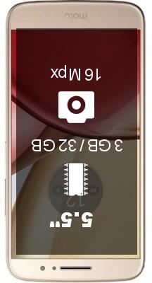 Motorola Moto M 3GB smartphone