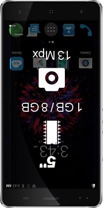 Elephone H1 smartphone