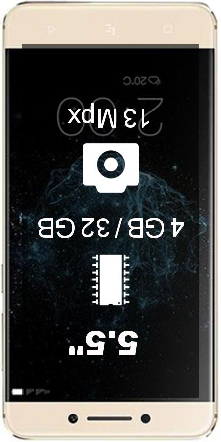 LeEco (LeTV) Le 3 Pro AI X23 X6511 smartphone