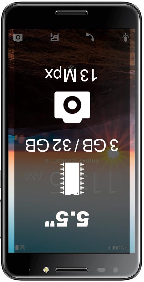 T-Mobile REVVL smartphone