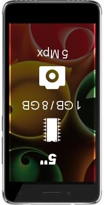 Intex Aqua Freedom smartphone
