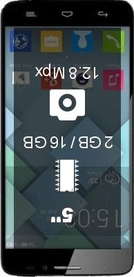 Alcatel OneTouch Idol X+ smartphone