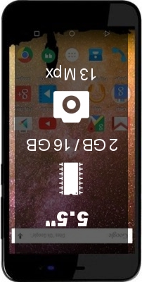 Archos 55 Cobalt+ smartphone