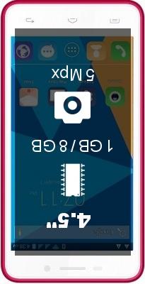 DOOGEE Leo DG280 Dual SIM smartphone