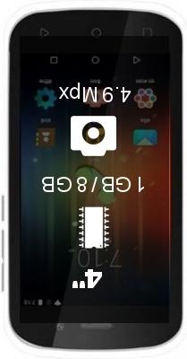 Swipe Elite Star smartphone