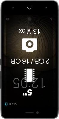 BQ Aquaris U 2GB 16GB smartphone