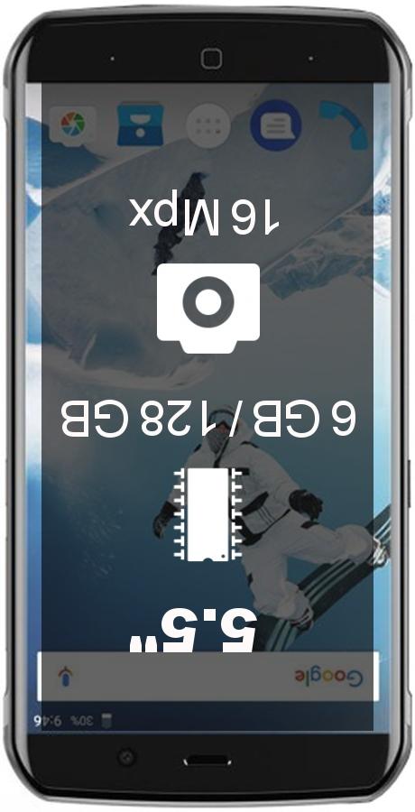 Vernee Active smartphone