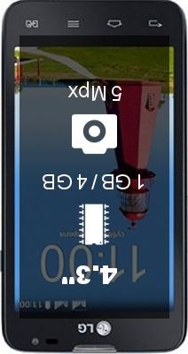 LG L65 smartphone
