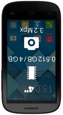 Alcatel OneTouch Pop C2 smartphone