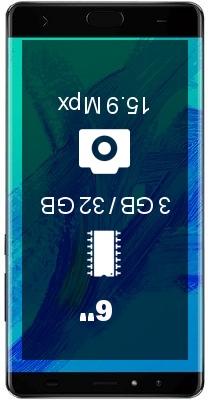 InnJoo Max 4 Pro smartphone
