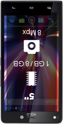 Xolo 8X-1020 smartphone