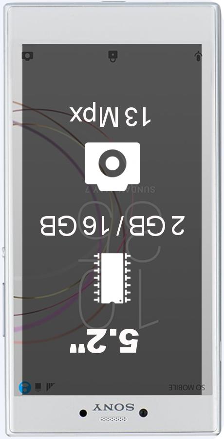 SONY Xperia R1 smartphone
