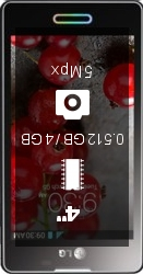 LG Optimus L5 II Dual smartphone