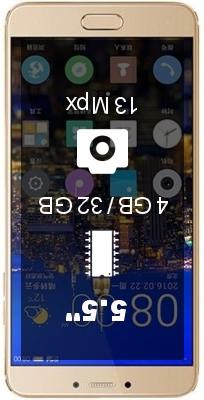 QMobile Noir Z14 smartphone